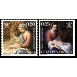 2010 Vaticano Emissione per il Natale