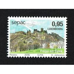 2016 Lussemburgo emissione SEPAC