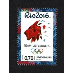 2016 Lussemburgo Olimpiadi Brasile RIO 2016