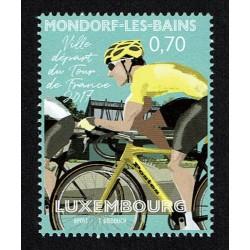 2017 Lussemburgo Tour de France da Mondorf-les-Bains