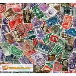 200 Francobolli Regno d'Italia diversi usati