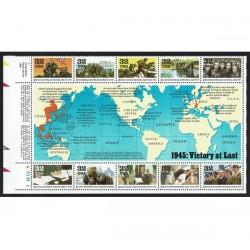 1995 Stati Uniti - 2° Guerra Mondiale WWII