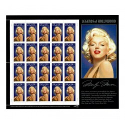 1995 Stati Uniti Marilyn Monroe - Legende di Hollywood