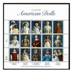 1997 Stati Uniti Bambole Americane
