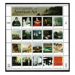 1998 Stati Uniti Arte Americana Dipinti