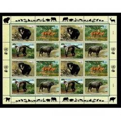 2001 Nazioni Unite Ginevra Fauna in pericolo d'estinzione