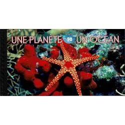 2010 Nazioni Unitre Libretto Prestige Un Pianeta un Oceano