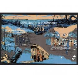 2018 Francia centenario armistizio Guerra Mondiale WWI