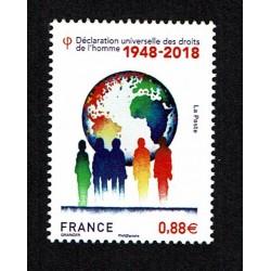 2018 Francia Dichiarazione Universale dei Diritti dell'Uomo