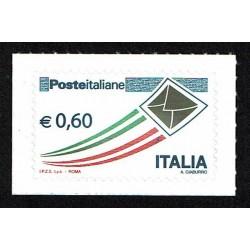 2010 Posta Italiana letterina d'oro 0,60€