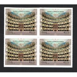 2013 Varietà - Teatro la Fenice non fustellato Quartina nuova