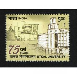 2018 India Utkal University
