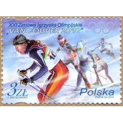 2010 Polonia Olimpiadi invernali Vancouver