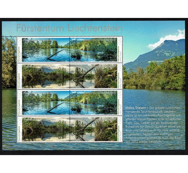 2018 Liechtenstein riserva naturale di Hälos
