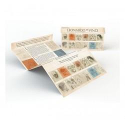 2019 Gran Bretagna 500° Leonardo da Vinci - Presentation Pack