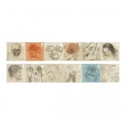 2019 Gran Bretagna 500° Leonardo da Vinci - Serie
