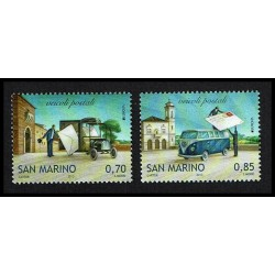 2013 San Marino emissione Europa