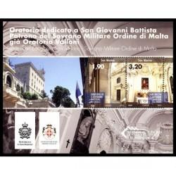 2013 San Marino san Giovanni Battista congiunta Malta (joint iusse)