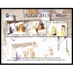 2013 San Marino Emissione per il Natale