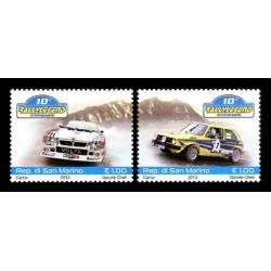 2013 San Marino anniversario Rally Legend
