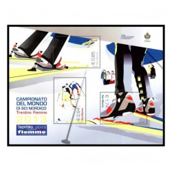 2013 San Marino Campionato del mondo sci nordico