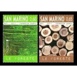 2011 San Marino Emissione Europa