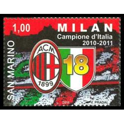 2011 San Marino Milan campione d'Italia