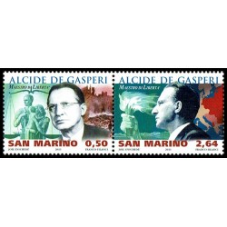 2011 San Marino Alcide De Gasperi