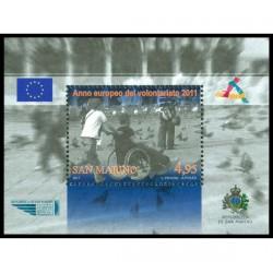2011 San Marino Anno europeo del volontariato