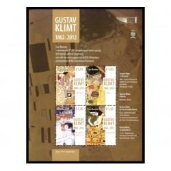 2012 San Marino anniversario di Gustav Klim