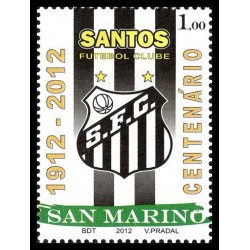 2012 San Marino Santos football club - Calcio