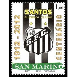 2012 San Marino Santos football club - Calcio