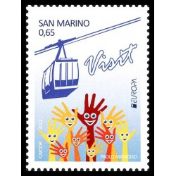 2012 San Marino Emissione Europa