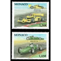 2019 Monaco Auto da corsa legendarie Renault e BRM