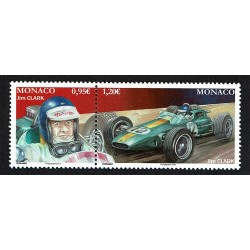 2018 Monaco Piloti F1 leggendari - Jim Clark