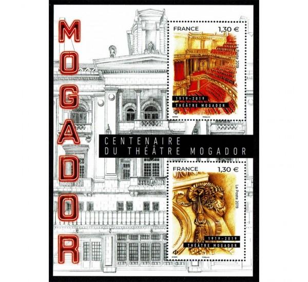 2019 Francia Théâtre Mogador Centenario