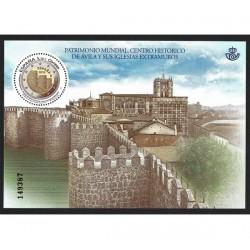 2019 Spagna Patrimonio Mondiale città di Ávila