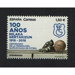 2019 Spagna Centenario federazione Guipuzcoana calcio