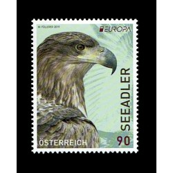 2019 Austria emissione Europa Uccelli autoctoni
