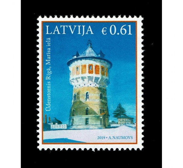 2019 Lettonia Architettura Moderna