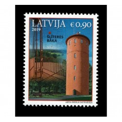 2019 Lettonia tematica Fari