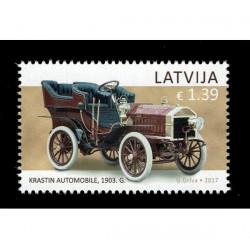 2017 Lettonia Automobili Krastin 1903 G.