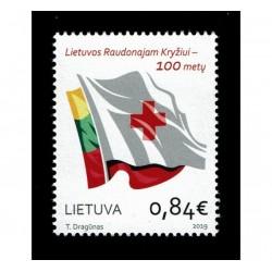 2019 Lituania Croce Rossa 100° anniversario