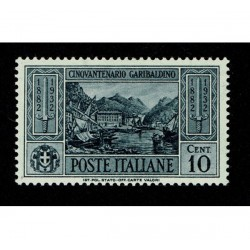 1932 Giuseppe Garibaldi 10cent Sas.315 MNH/**