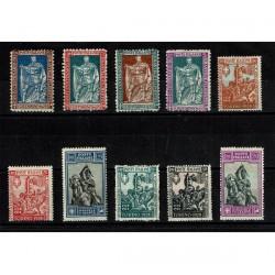 1928 Emanuele Filiberto serie completa nuova MLH/*
