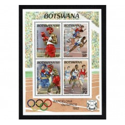 1992 Botswana olimpiadi di Barcellona