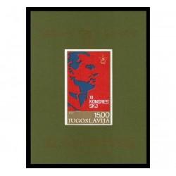 1978 Jugoslavia congresso partito comunista Belgrado