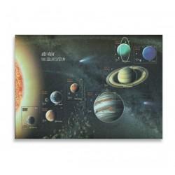 2018 India Foglietto Sistema Solare MNH/**