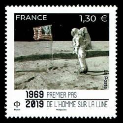 2019 Francia 50° anniversario primo uomo sulla Luna