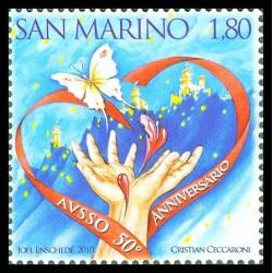 2010 San Marino volontari sammarinesi del sangue e degli organi